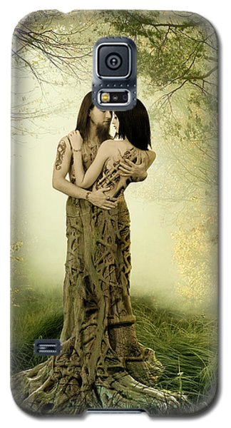 Eternal Embrace Galaxy S5 Case by Linda Lees