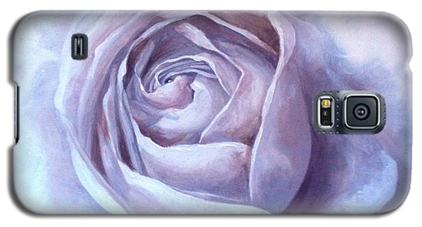 Ethereal Rose Galaxy S5 Case by Sandra Phryce-Jones