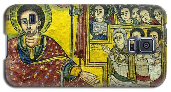 Ethiopian Church Paintings Galaxy S5 Case