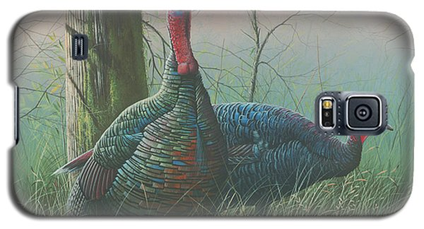 Galaxy S5 Case featuring the painting Etowah Drifters by Mike Brown