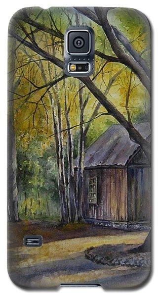 Eulah's Gold Galaxy S5 Case