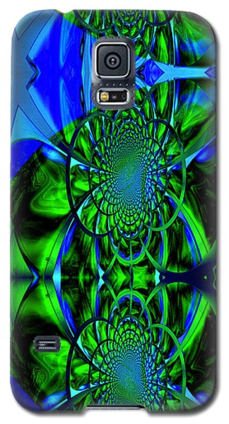 Galaxy S5 Case featuring the painting Euphoria Iphone Case by Robert Kernodle