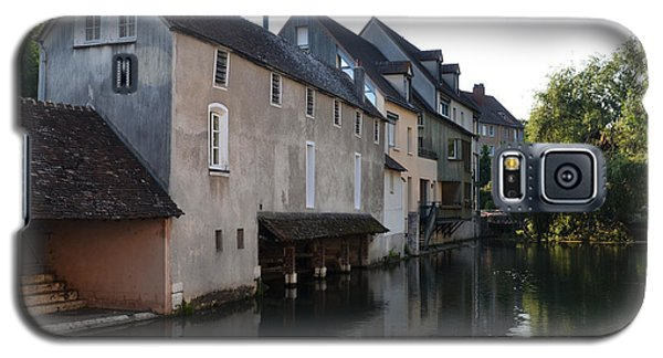 Eure River And Old Fulling Mills In Chartres Galaxy S5 Case