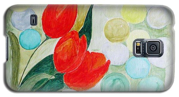 Europa Galaxy S5 Case by Sonali Gangane