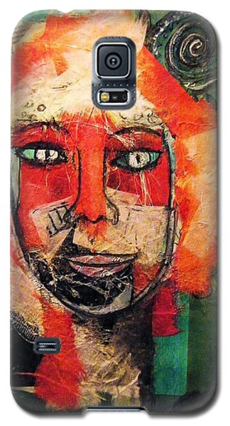 Eva Smiles Galaxy S5 Case