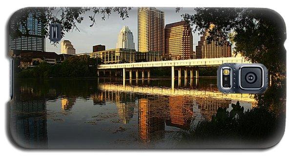 Evening Along The River Galaxy S5 Case