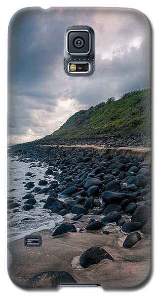 Evening Arrives At Kalalau 2 Galaxy S5 Case