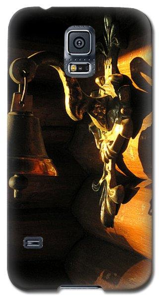 Galaxy S5 Case featuring the photograph Evening Bell by Leena Pekkalainen