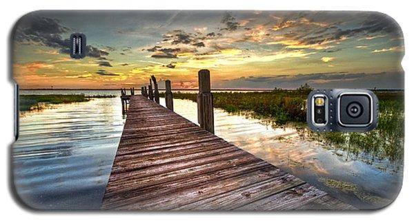 Evening Dock Galaxy S5 Case
