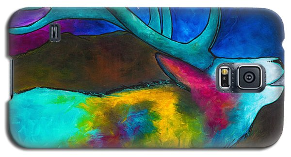 Evening Elk Galaxy S5 Case