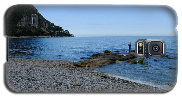 Evening Fishing Galaxy S5 Case