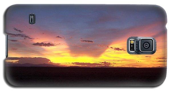 Evening Glow Galaxy S5 Case by Sheri Keith
