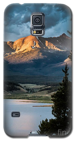 Evening Light Galaxy S5 Case by Jim McCain