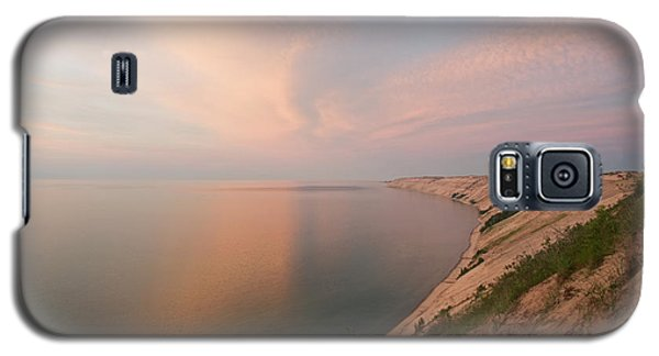 Evening Light On Grand Sable Banks Galaxy S5 Case