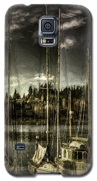 Evening Mood Galaxy S5 Case by Jean OKeeffe Macro Abundance Art