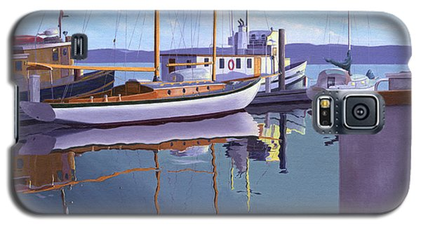 Evening On Malaspina Strait Galaxy S5 Case