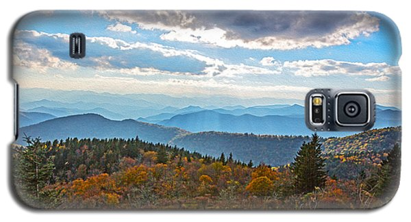 Evening On The Blue Ridge Parkway Galaxy S5 Case