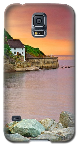 Evening Over Runswick Bay Galaxy S5 Case