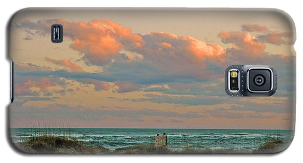 Galaxy S5 Case featuring the photograph Evening Pastel by Allen Carroll