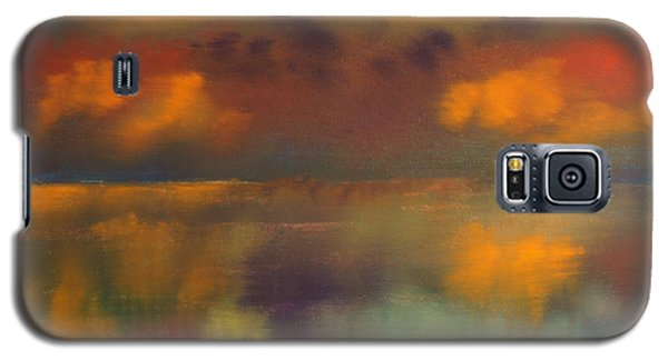 Evening Reflection Galaxy S5 Case by Chris Fraser