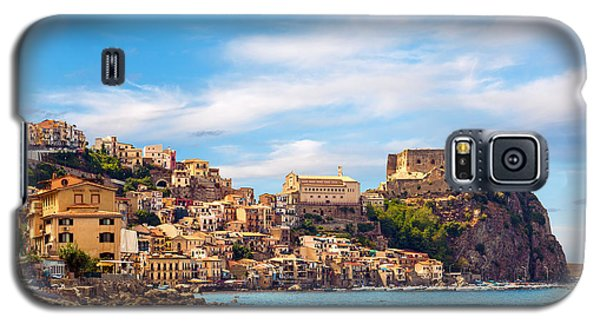 Evening Scilla Castle Galaxy S5 Case by Gurgen Bakhshetsyan