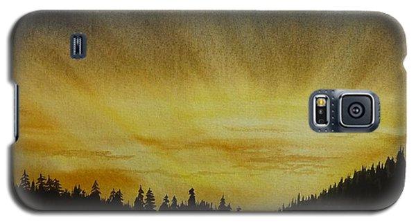 Evening Splendour Galaxy S5 Case