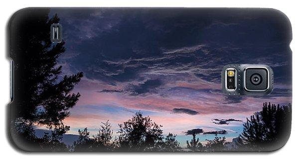 Evening Storm Galaxy S5 Case