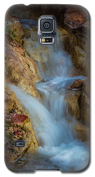 Evening Waterfall Galaxy S5 Case