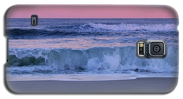 Evening Waves - Jersey Shore Galaxy S5 Case