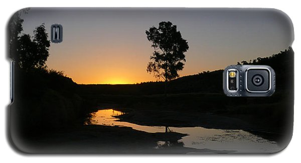 Galaxy S5 Case featuring the photograph Evening Wonderland by Evelyn Tambour