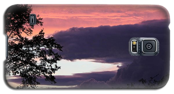 Galaxy S5 Case featuring the photograph Evening's Colours by Patricia Hiltz