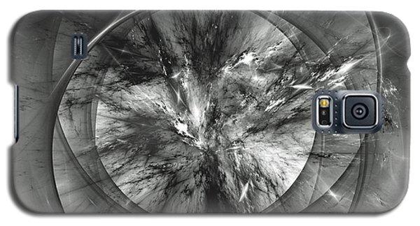 Galaxy S5 Case featuring the digital art Event Horizon by Arlene Sundby