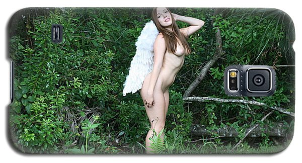 Everglades City Florida Angel 2577 Galaxy S5 Case by Lucky Cole