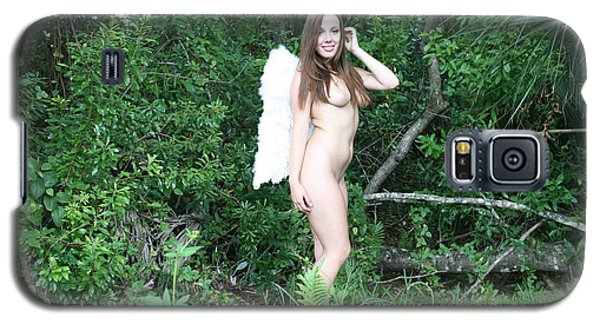 Everglades City Florida Angel 2578 Galaxy S5 Case by Lucky Cole