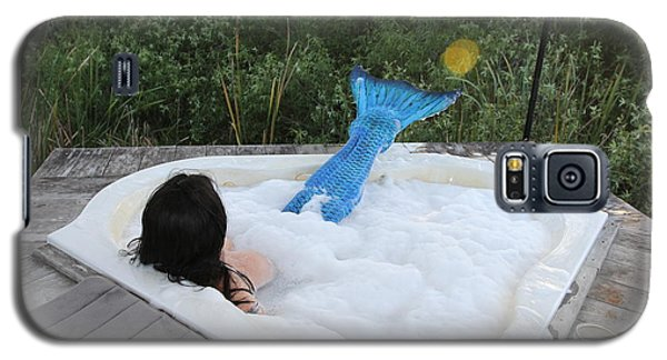Galaxy S5 Case featuring the photograph Everglades City Florida Mermaid 017 by Lucky Cole