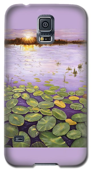 Everglades Evening Galaxy S5 Case