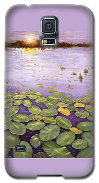 Everglades Evening Galaxy S5 Case