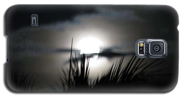 Galaxy S5 Case featuring the photograph Everglades Silver Sunset by Melinda Saminski
