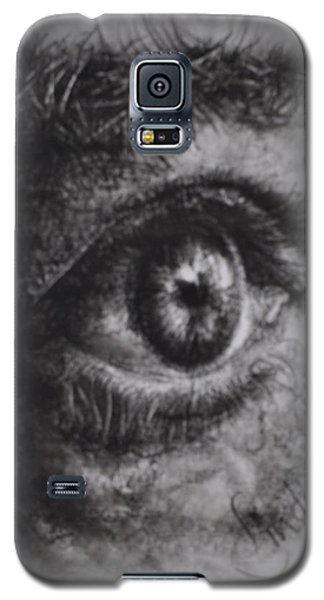 Every Eye Tells Its Own Story Galaxy S5 Case