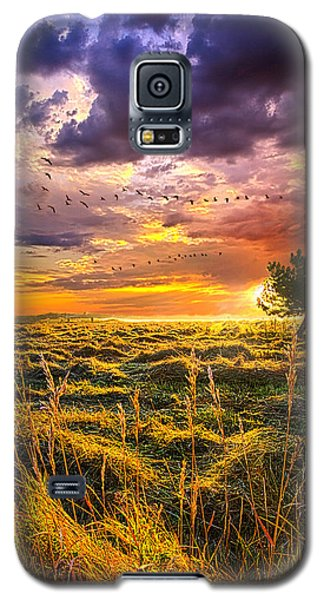 Every Story Has A Beginning Galaxy S5 Case