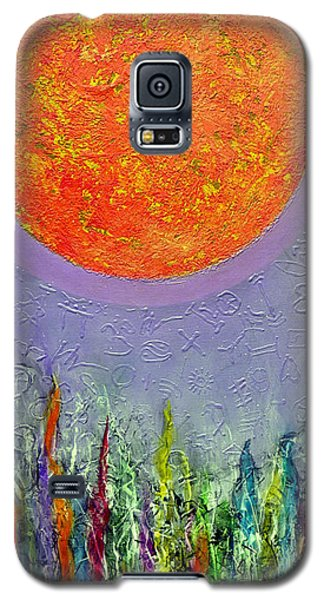 Everything Under The Sun Galaxy S5 Case by Jim Whalen