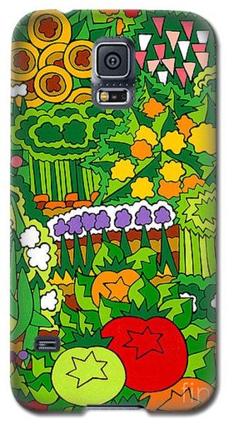 Eve's Garden Galaxy S5 Case