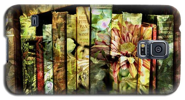 Evie's Book Garden Galaxy S5 Case