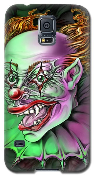 Evil Clown By Spano Galaxy S5 Case