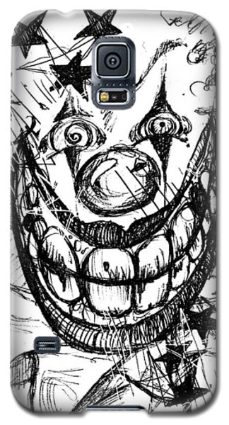 Evil Clown Galaxy S5 Case