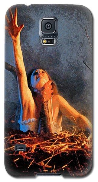 Evil Dead Galaxy S5 Case