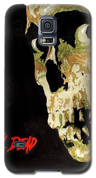 Evil Dead Skull Galaxy S5 Case