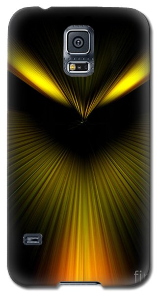 Galaxy S5 Case featuring the photograph Evil Eye by Trena Mara