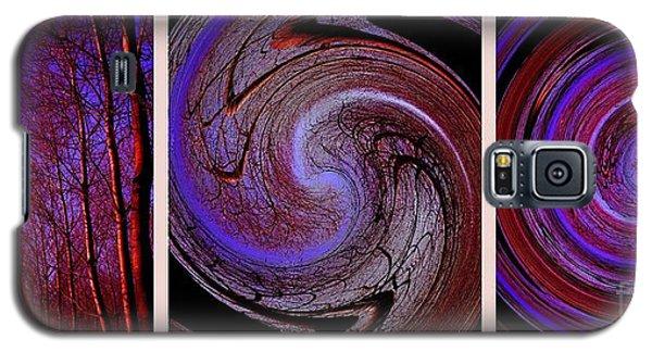 Evolution De La Foret En Spirale Galaxy S5 Case