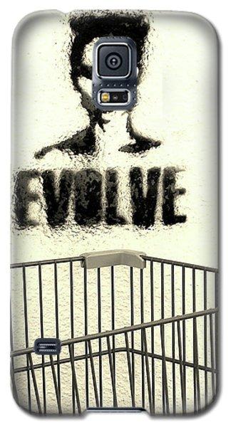 Evolution Gone Wrong Galaxy S5 Case by Joe Jake Pratt